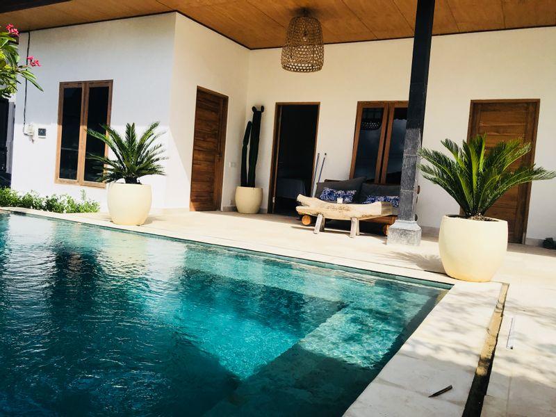 Casa Sumba Tropical 2bd Pool Villa In Bali Between Seminyak Canggu Surf Beaches Kabupaten Badung Indonesie Homeexchange